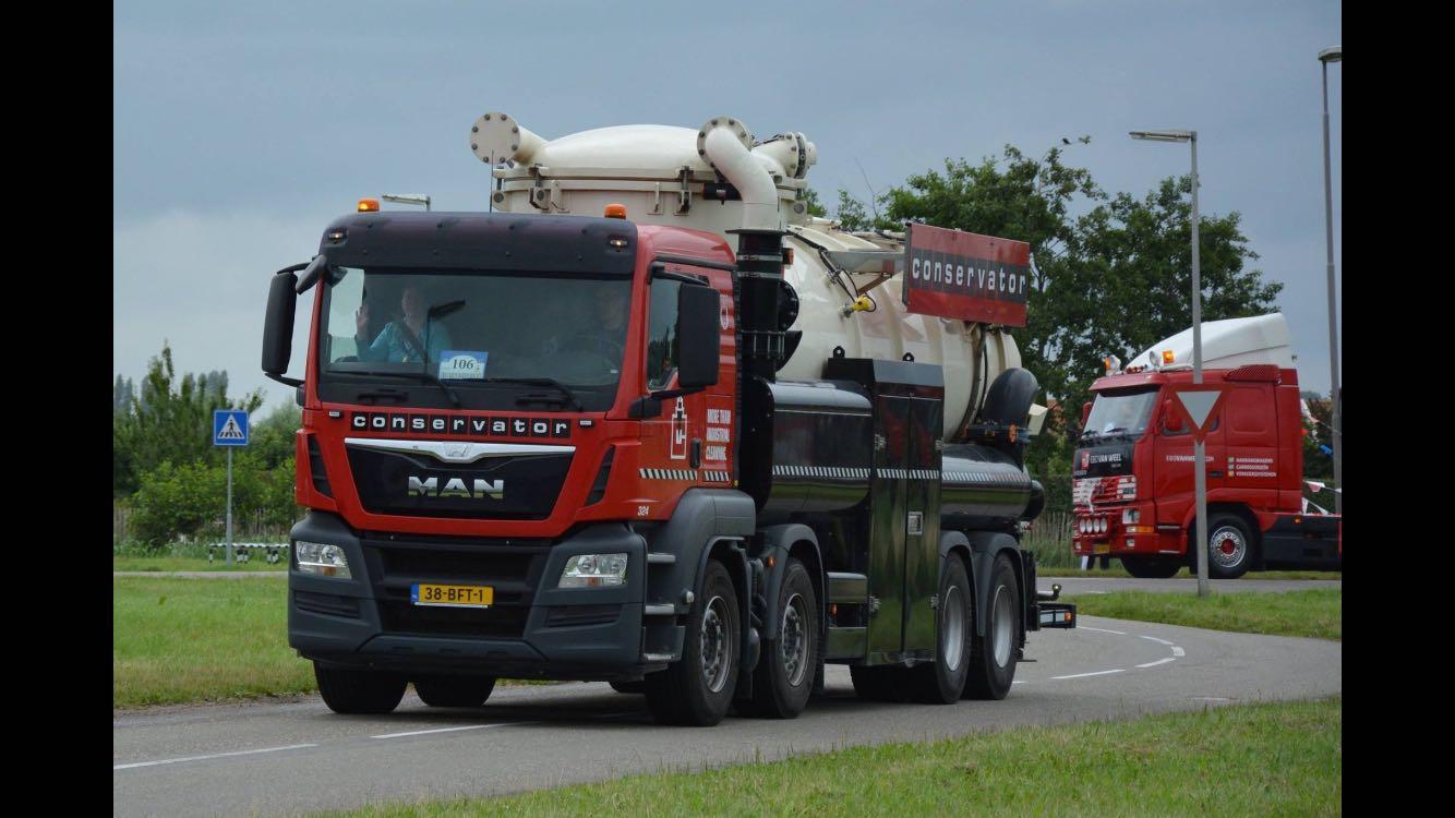 Barendrechtse Truckrun